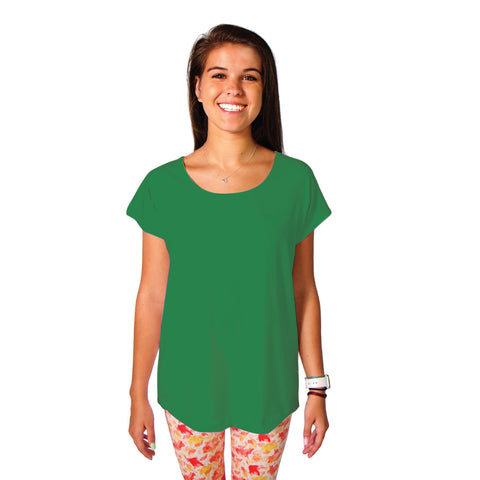 Green Samm Top