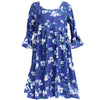 Dogwood Swirl Liv Dress