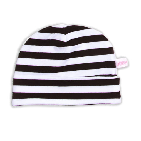 Black Stripe Hat