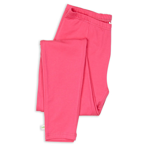 Ladies Bold Fuschia Pant Leggings