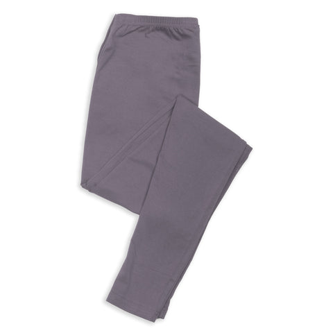Ladies Gray Pant Leggings