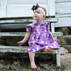 Halloween Toss Dress with Bloomers