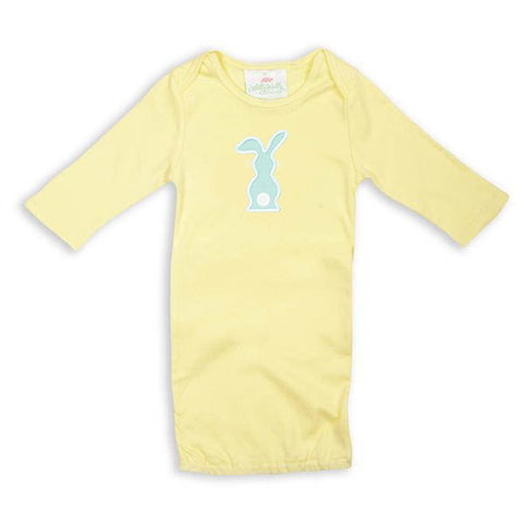 Light Yellow Cotton Layette