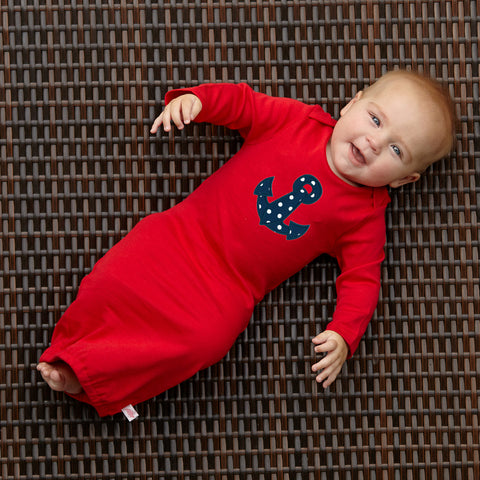 Red Layette