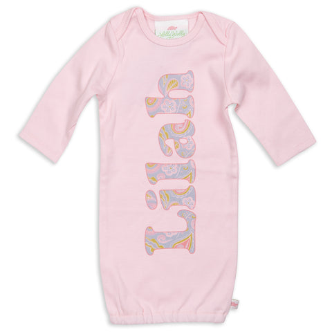 Paisley Name Layette