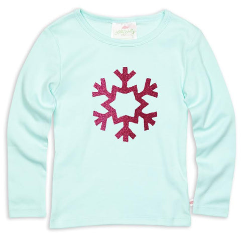 Tiffany Snowflake Top