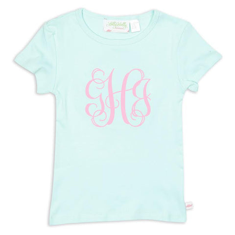 Tiffany Initials Top