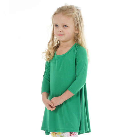 Green Analee Top