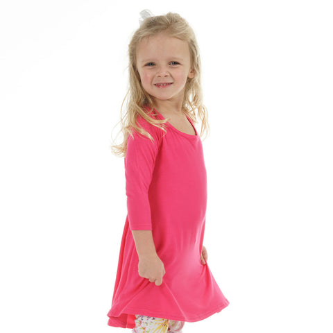 Hot Pink Analee Top