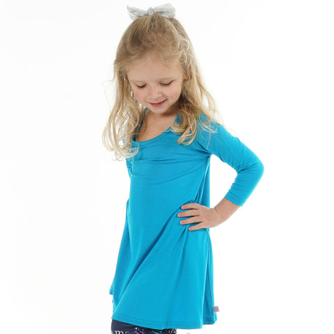 Turquoise Analee Top