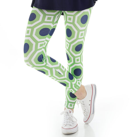Girls Octagon Arden Leggings