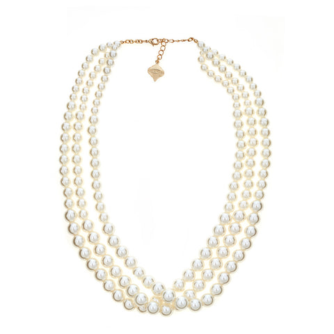 Pearl Winnie Necklace