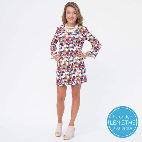 Paint Splatter Kiki Dress