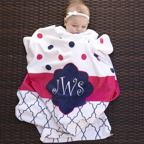 Lattice Dot Initial Blanket