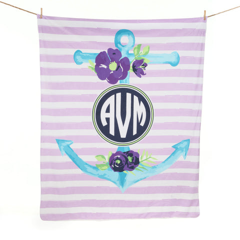 Anchor Initial Blanket