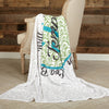 Family Name Throw Blanket
