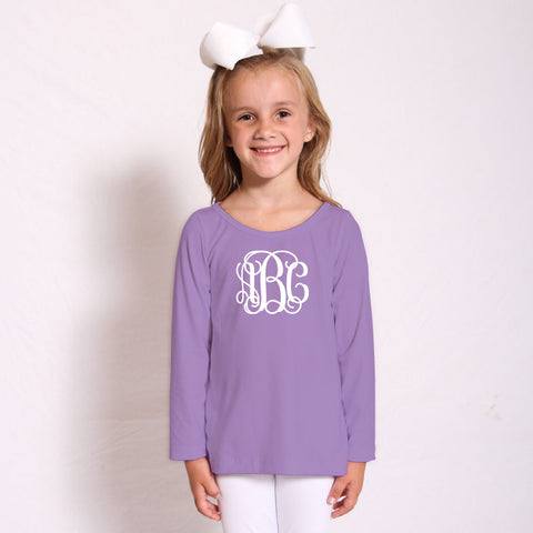Lilac Sophie Top
