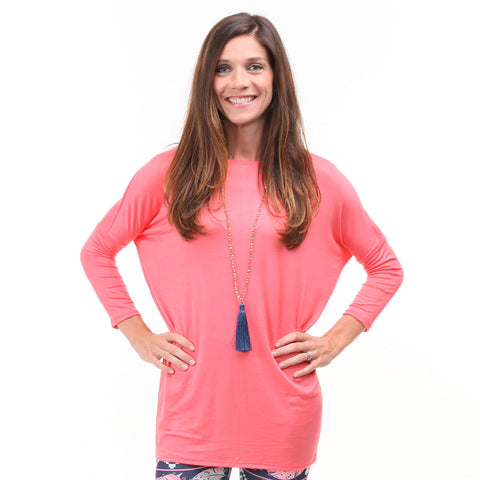 Coral Laney Top