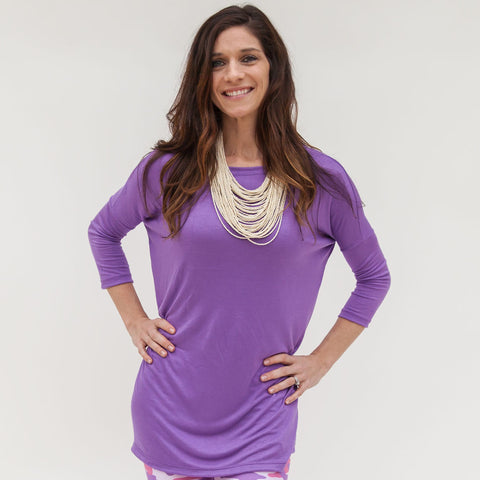 Lilac Laney Top
