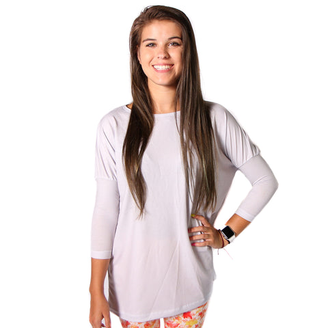 Heather Gray Laney Top
