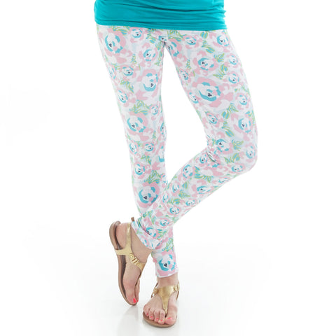 Ladies Peony Arden Leggings
