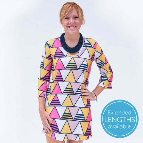 Triangle Kiki Dress