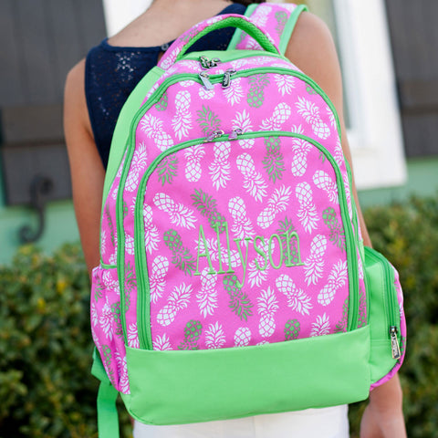 Pineapple Of My Eye Backpack