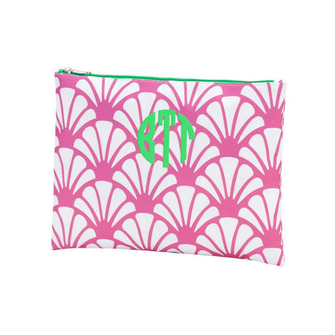 Shelly Zip Pouch
