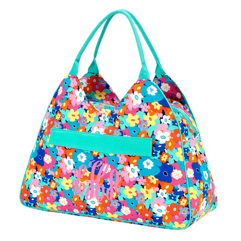 Poppy Beach Bag