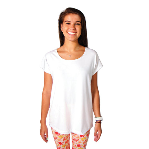 White Samm Top