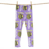 Girls Softball Arden Leggings