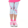 Girls Mermaid Arden Capri Leggings