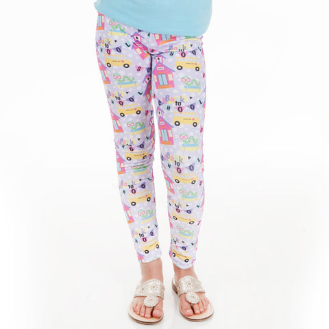 Girls Back To School Arden Leggings