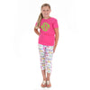 Girls Back To School Arden Capri Leggings
