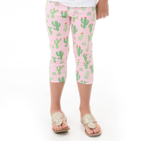 Girls Cactus Arden Capri Leggings