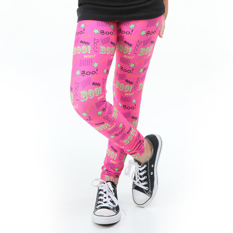 Girls BOO Arden Leggings