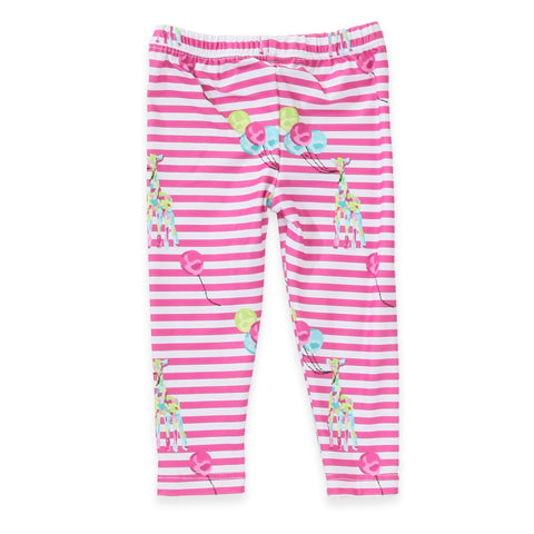 Baby Girls Giraffe Ireland Leggings
