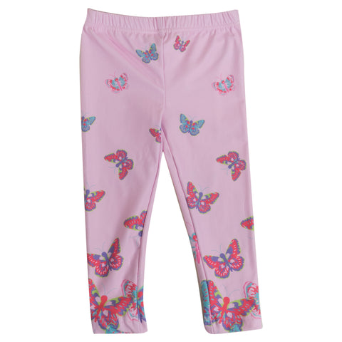 Baby Girls Butterfly Ireland Leggings