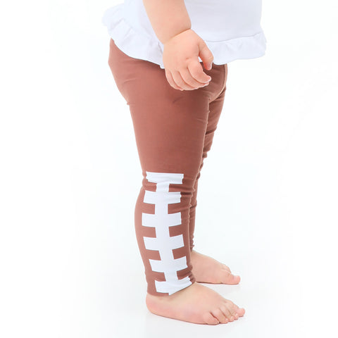 Baby Girls Football Fame Ireland Leggings