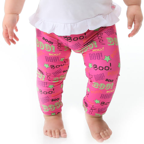 Baby Girls BOO Ireland Leggings