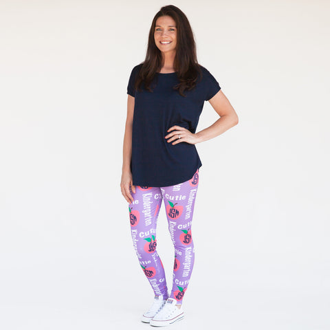Ladies Apple Arden Leggings