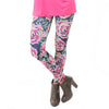 Ladies Midnight Rose Arden Leggings