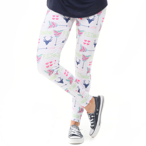 Ladies School Arden Leggings