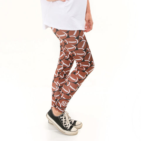 Ladies Football Toss Arden Leggings