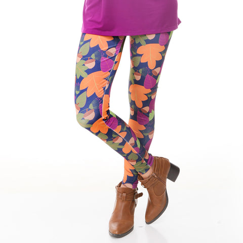 Ladies Fall Time Fun Arden Leggings