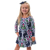 Damask Charlee Dress