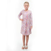 Fall Dancing Dots Charlee Dress