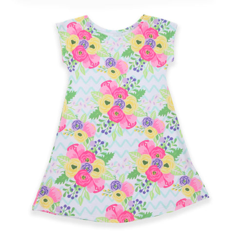 Baby Girl Floral Eva Dress
