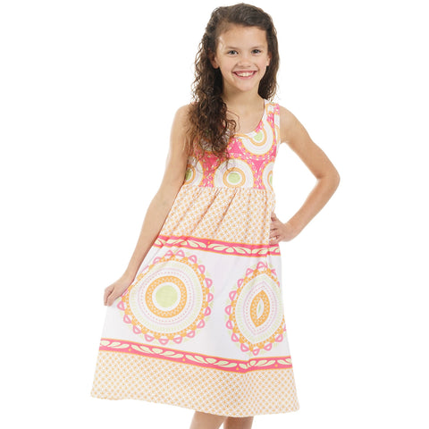 Medallion Jada Tank Dress
