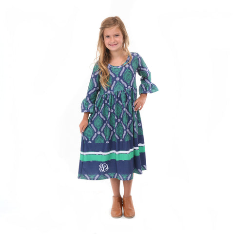 Medallion Liv Dress